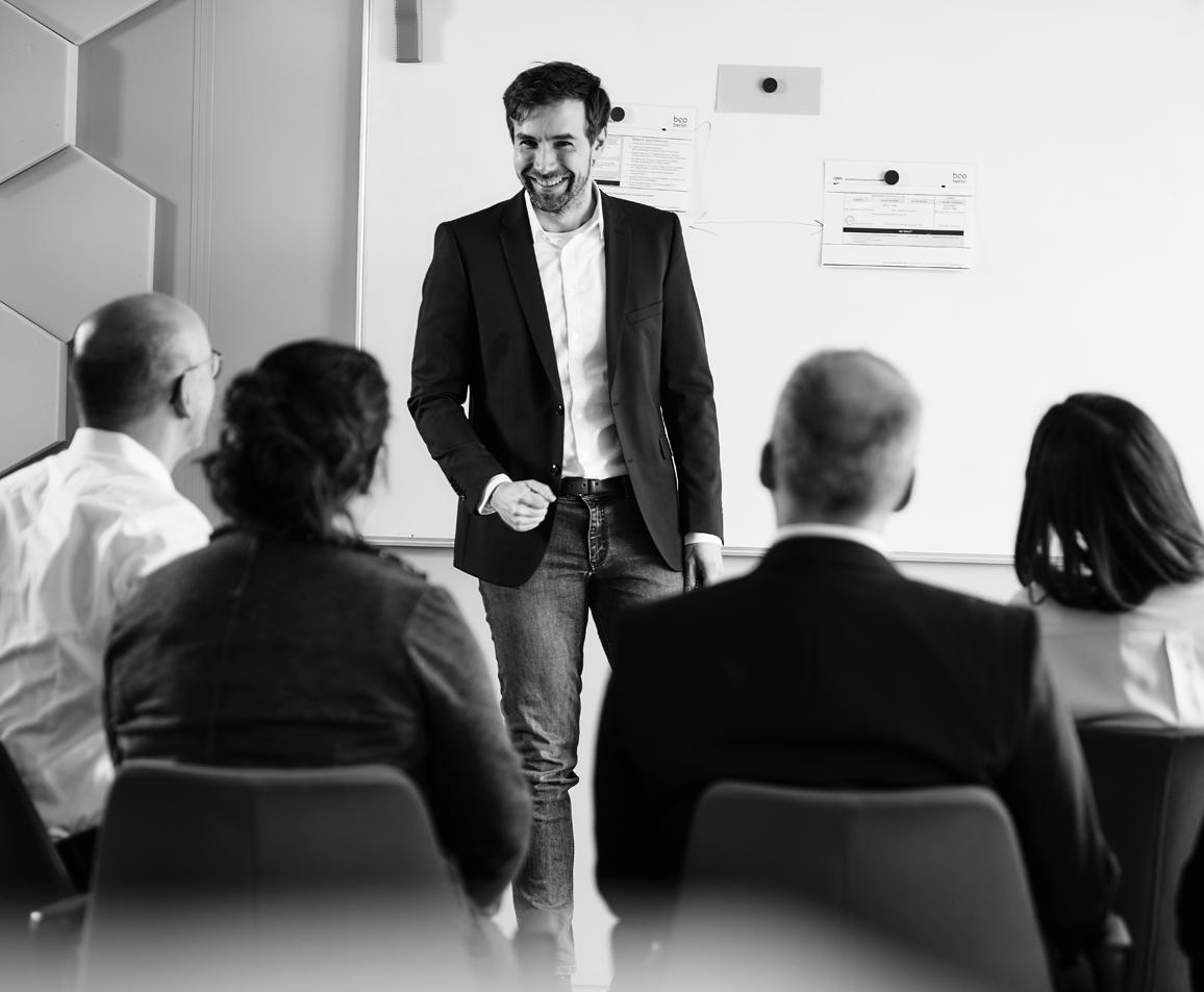 BEO BERLIN Dienstleistung beraten Workshops
