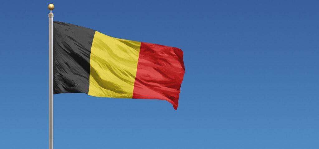 National flag of Belgium