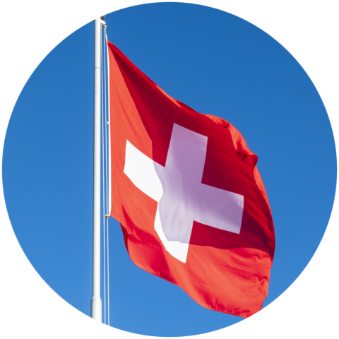 swiss flagg