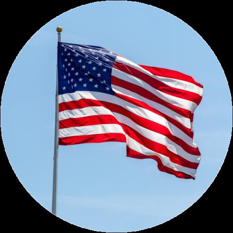 US Flagge FDA